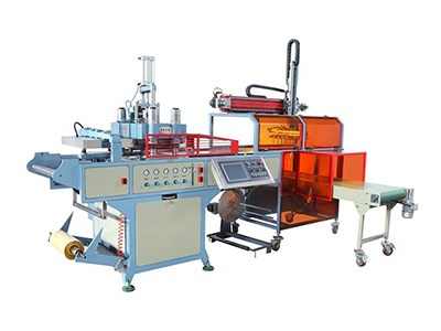SP-510/580 Thermoforming Machine