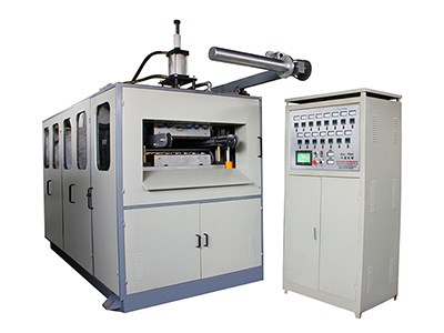 SPC-660A Plastic Cup Making Machine
